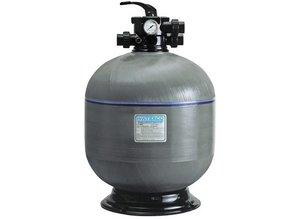 Waterco polyester filtre à sable à montage sur le dessus 10 m³ / h