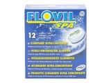 Flovil clarificateur de spa 12 comprimés