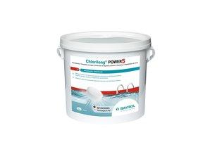 Bayrol Chlorilong Power 5 comprimés de chlore multifonctionnels 250g