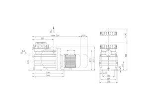 Speck Speck Badu 14 Top II  0.9 pk 12m³/h
