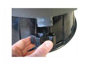 Hayward Pro zandfilter sidemount 22m³/h