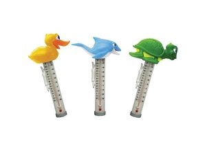 Poolstyle Thermometer walvis schildpad