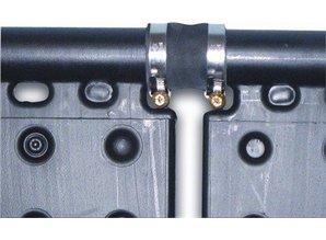 Oku koppeling voor paneel 38 X 5 X 60mm