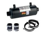 Behncke warmtewisselaar RVS QWT100-104kw