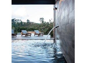 Rideau d'eau Maui