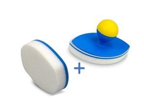 Easy Pool'Gom waterlijn reiniger + navulling