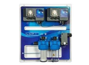 Pool Dos Panel Cl/pH regeling
