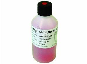 SCP Flesje ijkvloeistof pH 4 100ml
