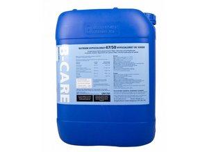 B-Care Vloeibare chloor 13% Natrium Hypochloriet - 20L