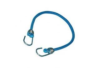Beige & Blauwe elastiek 60cm metaal