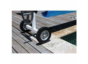 Oproller afdekzeilen voor zwembad max. 9m X 5m