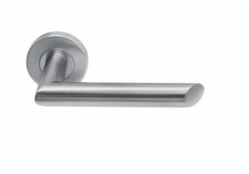 Stainless steel door handles Havana without BB