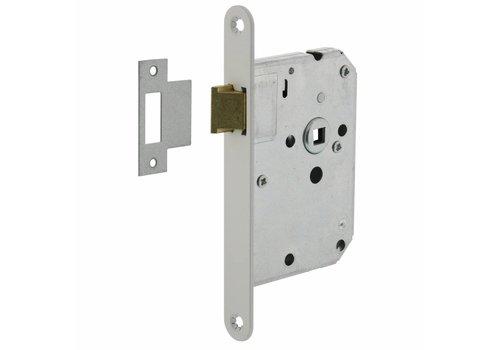 Weißes Schloss ohne Schlüssel, 20x175mm, Dorn 50mm