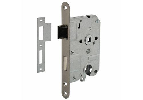 CYLINDER LOCK WITH AXLE SIZE OF 55MM, 20X175, MANDREL 50MM STAINLESS STEEL