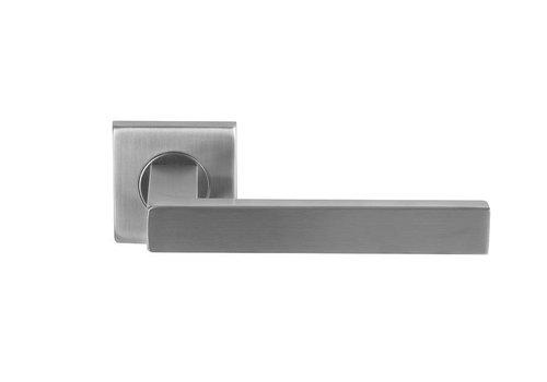 Stainless steel door handles Marbella without BB