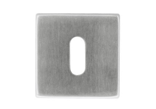 Key Bild Kubic Form und inox