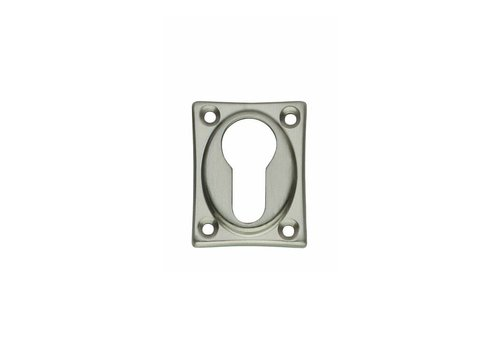1 Profile cylinder hole plate square extended nickel mat