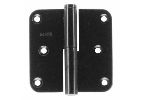HINGE LINKS 80X80X2,5 BLACK