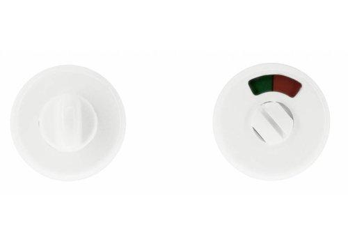 WC garniture panda blanc