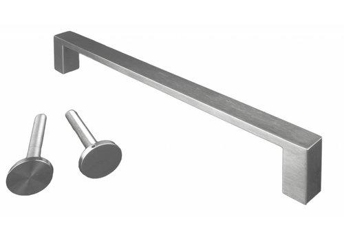"""Stainless steel door handle """"Cosmic"""" U 20/300"""
