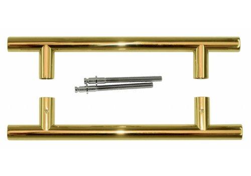 Door handles T 20/200/300 Titanium pair