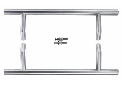 Tirant STCOT 25/300/460 inoxydable paire de verre