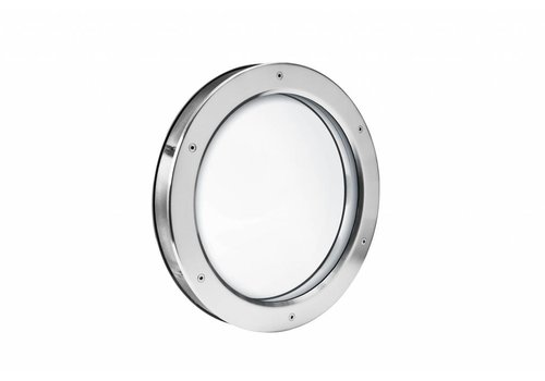 Inox porthole B2000 400 mm with double safety glass