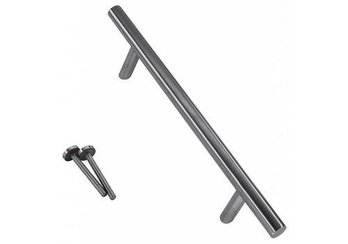 Stainless steel door handle ST 25/300/460