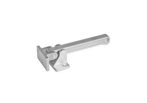 Doorkeeper 480052 Curve for outside turning stainless steel
