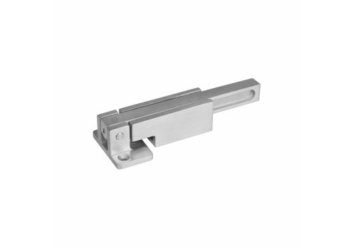 Doorkeeper Bauhaus 480051 for inside turning stainless steel