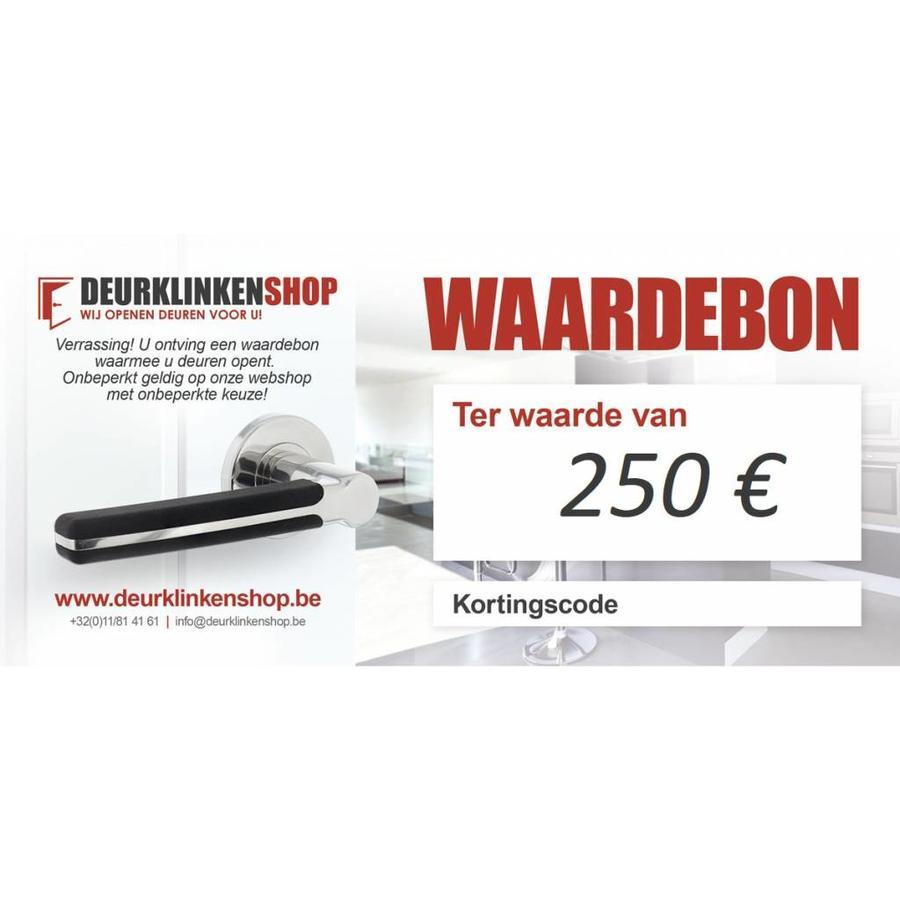 Cadeaubon 250 €