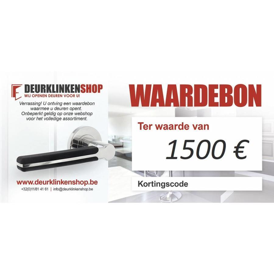 Cadeaubon 1500 €