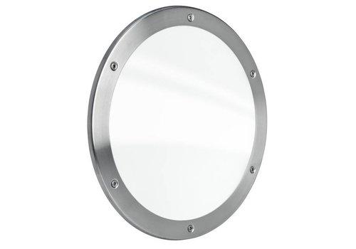 Inox patrijspoort B5000 350 mm