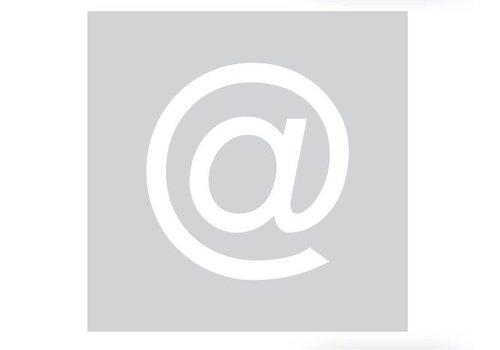 GLAS QUADRATISCHES PICTO OFFICE 198 MM DICKE 4MM