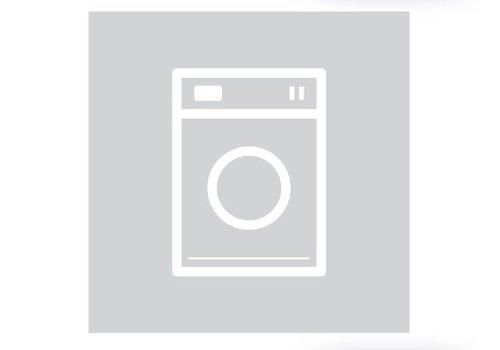 GLAS VIERKANT PICTO WASMACHINE 198 MM DIKTE 4MM