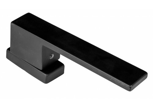 Black window handle X-Treme