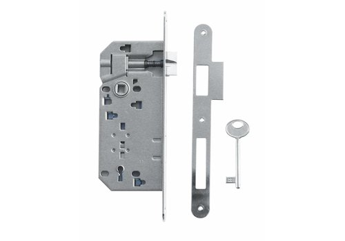 LOCK NICKEL 90MM
