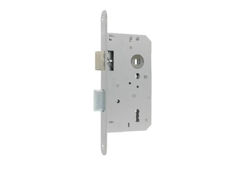 Litto interior door lock 72/50 stainless steel look