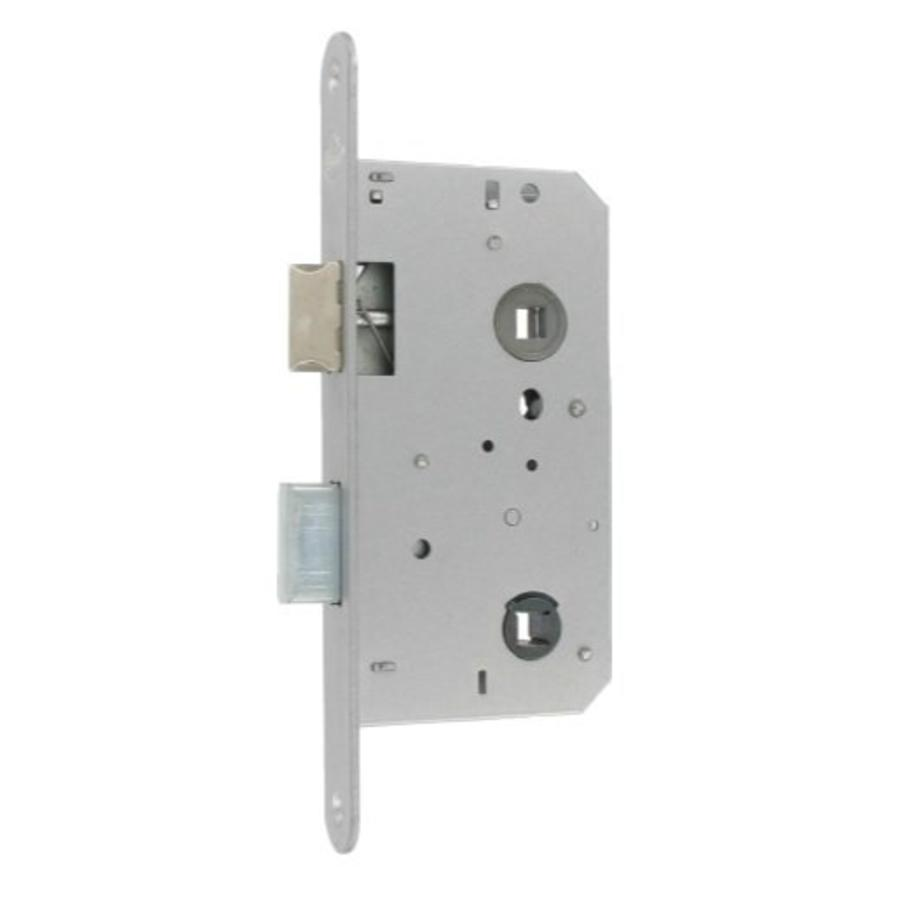 Litto WC-slot - asmaat 78mm - Doorn 50 mm - RVS look met keerbare dagschoot