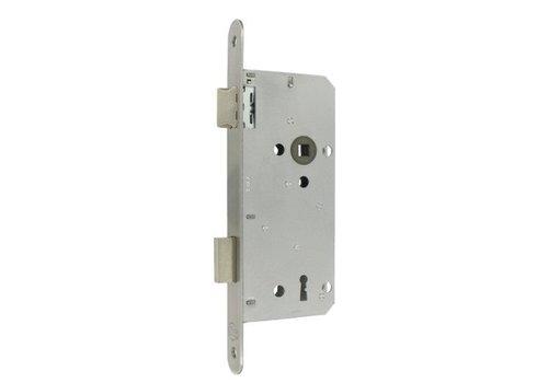 Clavier Litto aspect acier inoxydable 90/50 avec plaque frontale arrondie 240x22mm