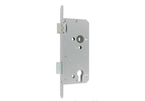 Litto cylinder lock 90/50 stainless steel look