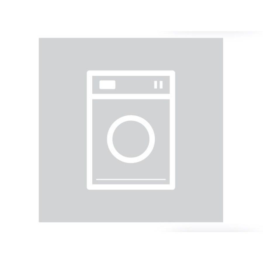 GLAS VIERKANT PICTO WASMACHINE 198 MM DIKTE 6 MM