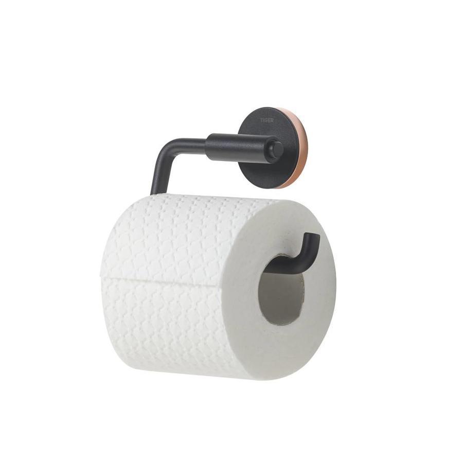 Tiger Urban Porte-rouleau papier toilette Noir