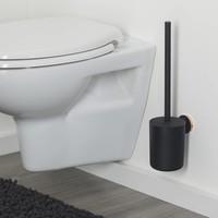 Tiger Urban Toiletborstel met houder Zwart