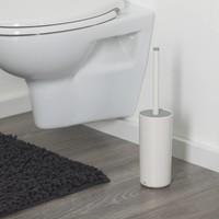 Tiger Urban Toilet brush and holder Freestanding White