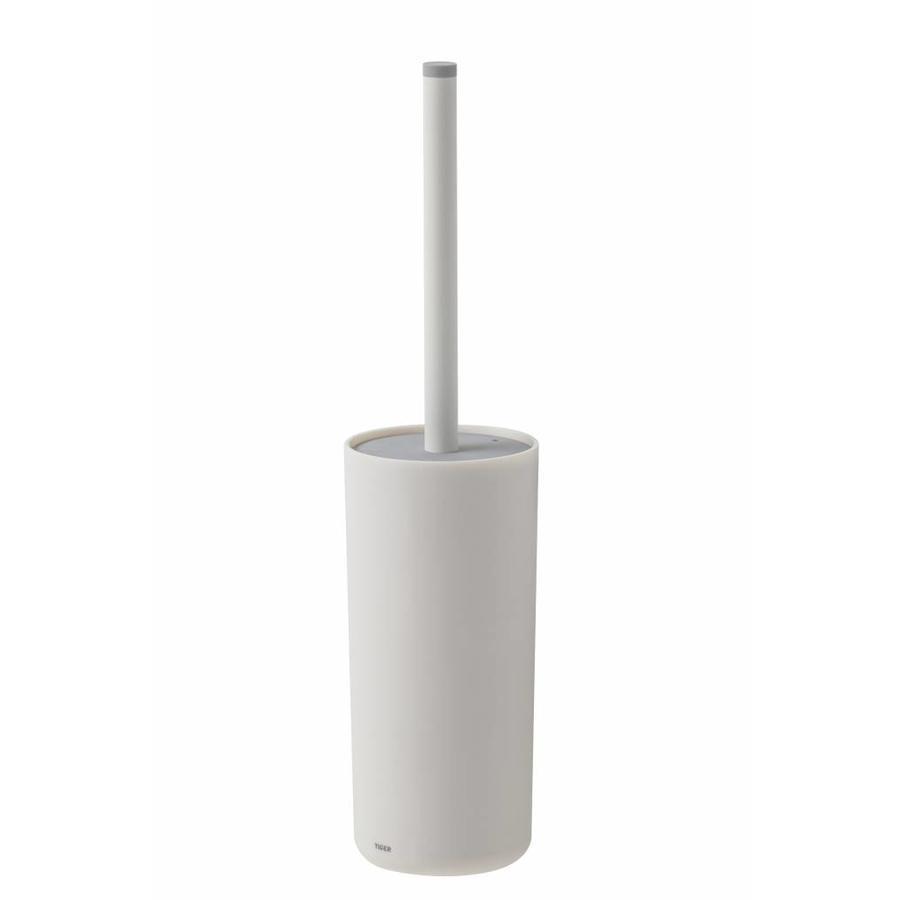 Tiger Urban Toiletborstel met houder vrijstaand Wit
