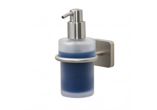 Tiger Onu Soap dispenser Stainless steel brushed