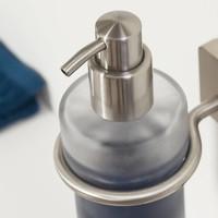 Tiger Onu Soap Dispenser Stainless Steel Brushed Deurklinkenshop