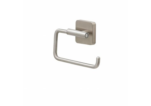 Tiger Onu Toilet roll holder Stainless steel brushed