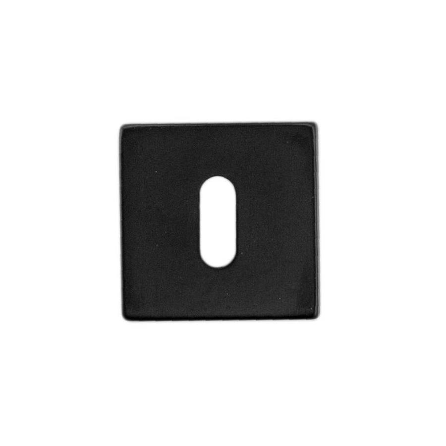 1 Sleutelplaatje Kubic Shape zwart